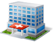TransFluenci Hospital Icon